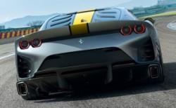 Ferrari'den yeni bir özel seri model!