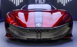 MG 800 km menzilli Roadster konseptini tanıttı