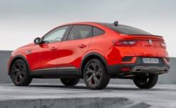 Renault Arkana'da iki farklı hibrit versiyon