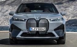 BMW iX yılın son çeyreğinde Türkiye'de olacak