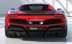 V6 hibrit motorlu 296 GTB gün ışığına çıktı