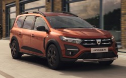 Dacia üç farklı tarzı birleştirdi