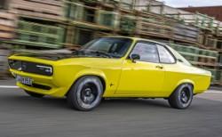 Opel'in neo-klasik yıldızı...
