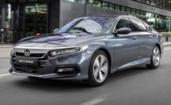 Honda Accord yeniden Türkiye pazarında...