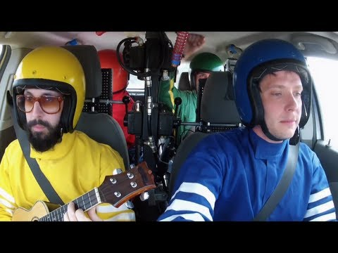 OK Go ve Chevrolet Aveo