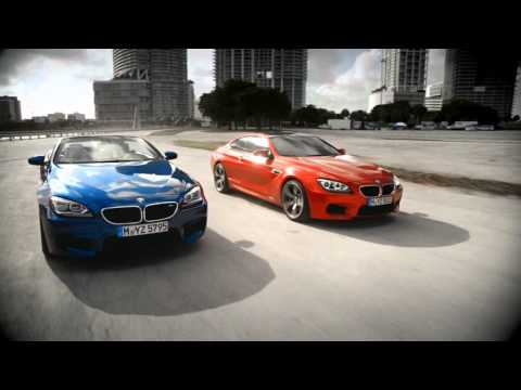 BMW M6 Coupe & M6 Cabrio
