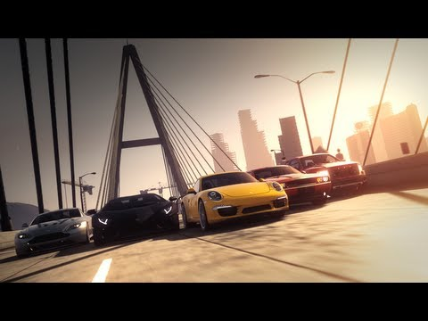 Need for Speed - Most Wanted - Trailer