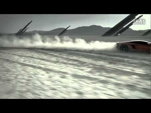 Video: Lamborghini Aventador
