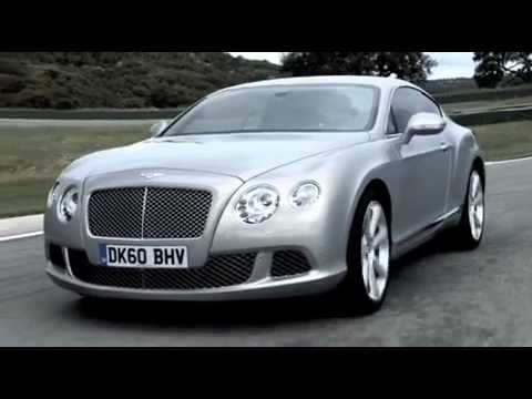 Video: Bentley Continental GT