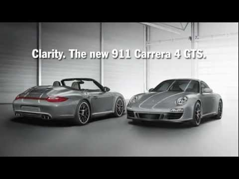 Video: Porsche 911 Carrera 4 GTS