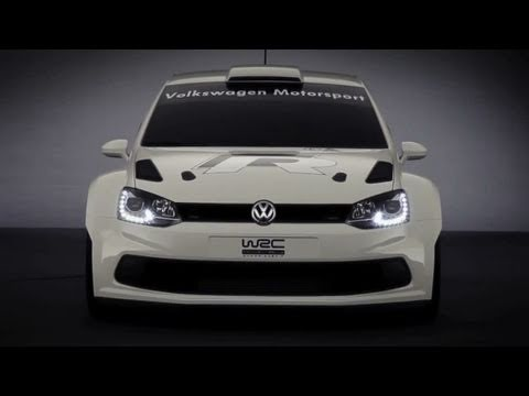 Video: Volkswagen Polo R WRC