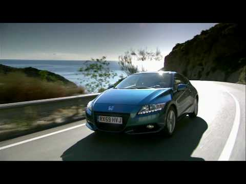 Honda CR-Z Sporty Hybrid Coupe