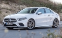 Test: Mercedes-Benz A 200 Sedan