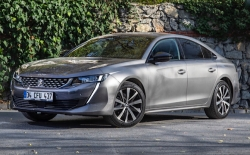 Test: Peugeot 508 1.6 PureTech EAT8