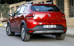 Test: Dacia Sandero Stepway